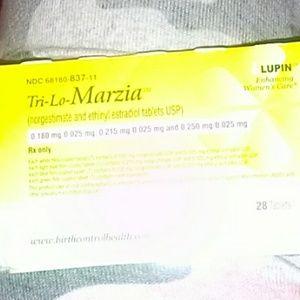 Tri Lo Marzia birth control